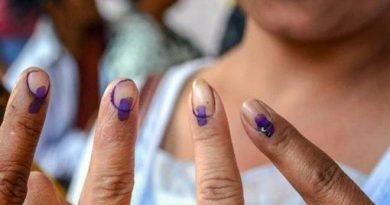Haryana and Maharashtra Assembly Polling