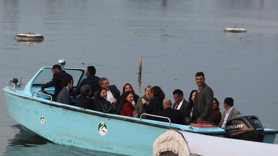 'We are not Muslim-hating Nazis':EUlawmaker on delegation visiting Kashmir