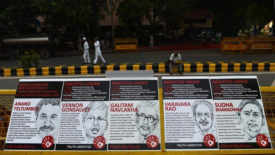 High Court rejects bail to Sudha Bharadwaj, Vernon Gonsalves, Arun Ferreira