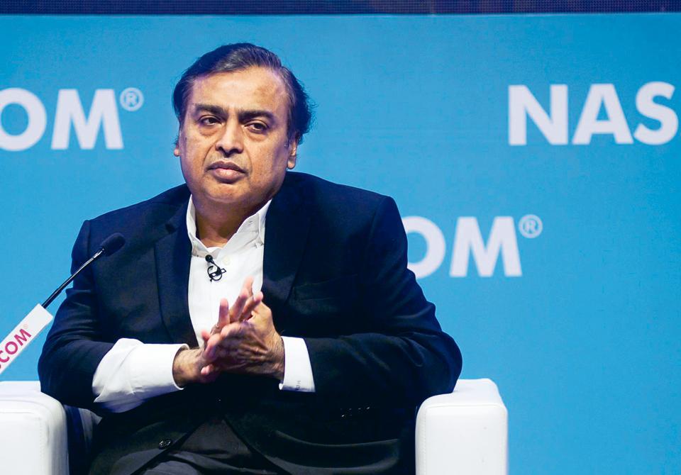 Asia's richest man Mukesh Ambani added $17 billion to his fortune this year