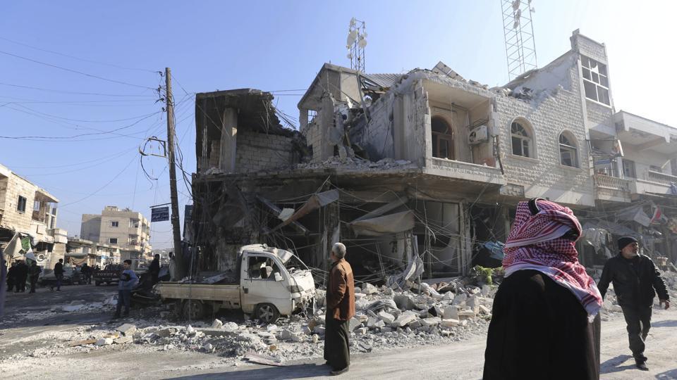 Israel airstrikes target Iran-linked military base in Syria