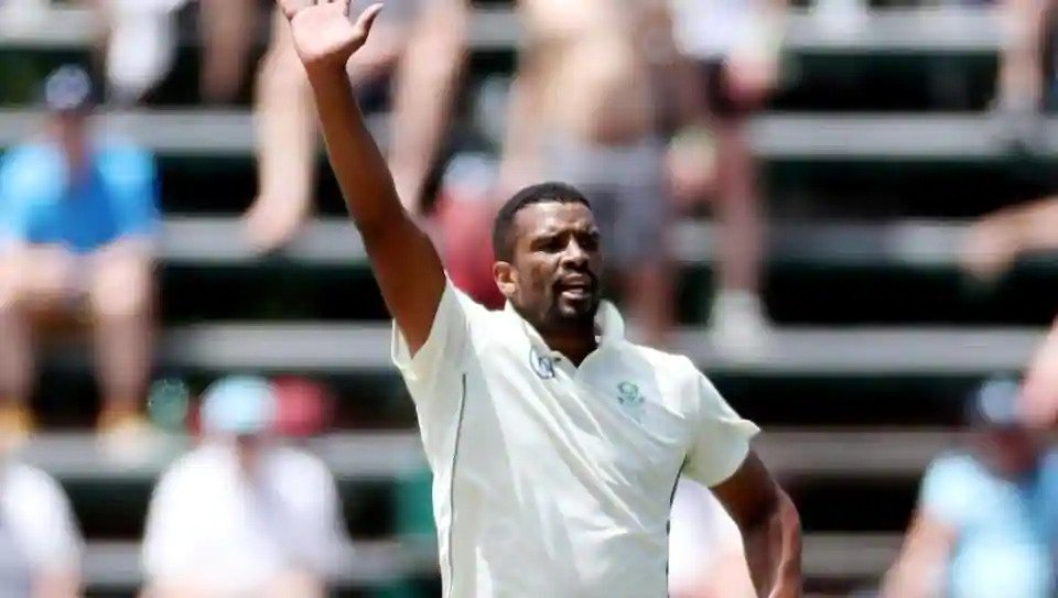 Vernon Philander's Somerset contract cancelled