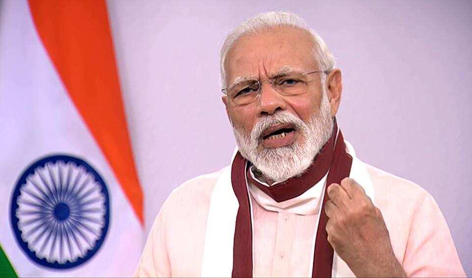 Visva-Bharati University aimed to free India's education system from shackles of subordination, says PM Modi