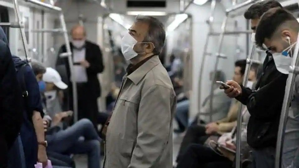 First time in two months, Iran's daily coronavirus death toll tops 100