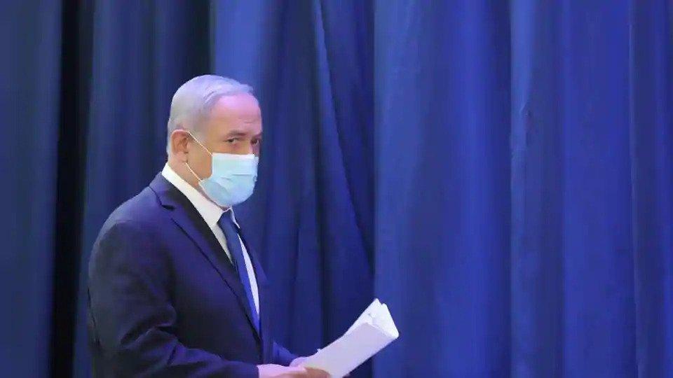 Israel and UAE to announce partnership to combat Covid:Israeli PMNetanyahu