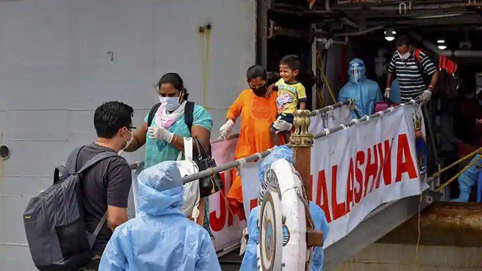 Operation Samudra Setu: Navy ships to bring back Indian nationals from Iran