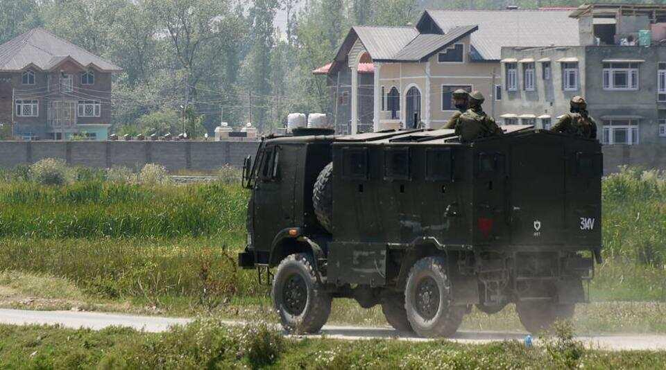 6 terrorists killed in simultaneous encounter in J-K's Pulwama and Shopian