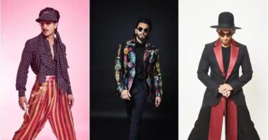Happy Bday Ranveer: Celebrating the best looks of the king of quirk fashion