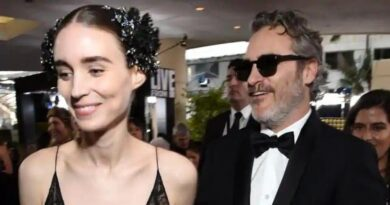 Joaquin Phoenix, Rooney Mara welcome baby boy, name him River