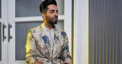 Ayushmann named in Time's 100 most influential people list