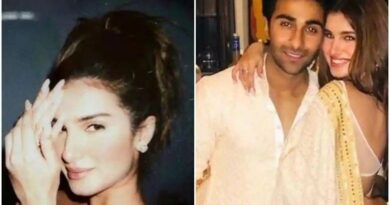 Tara Sutaria's stunning midnight pic gets a comment from Aadar Jain