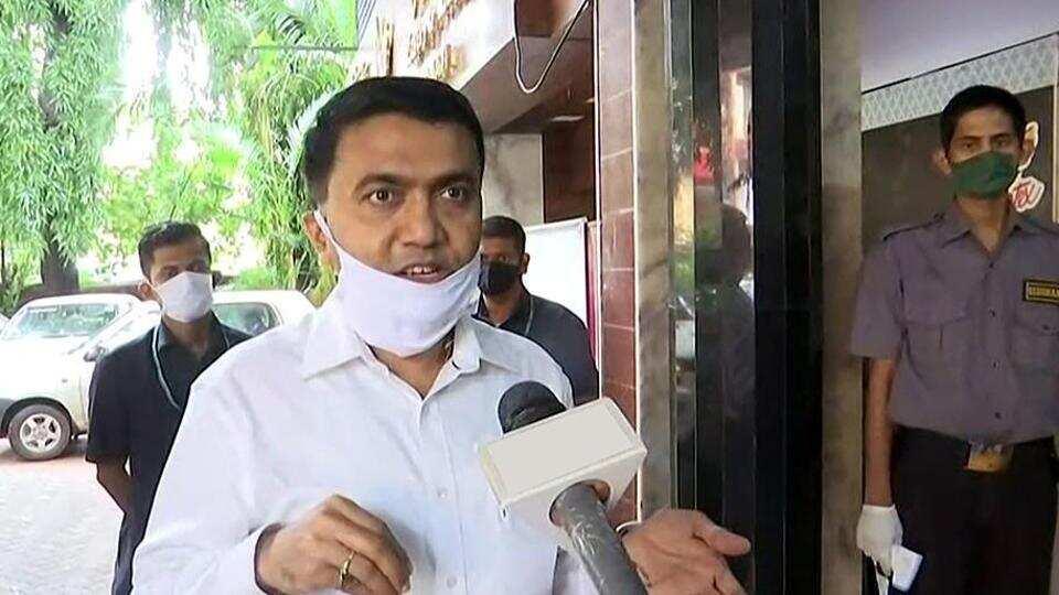 Night curfew imposed in Goa, 50% Cap on Casinos, Bars, Theatres