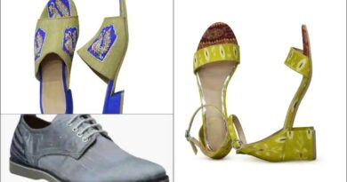 KVIC launches India's first-ever khadi fabric footwear