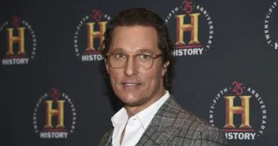 Matthew McConaughey says he was 'blackmailed into having sex at 15'