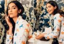 Sonam Kapoor Ahuja practises coronavirus safety in Rs 4k pajama set