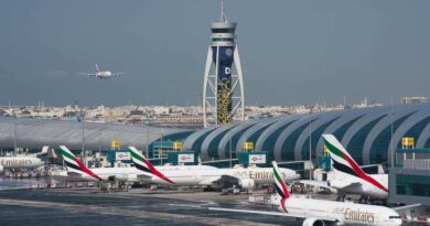 Dubai airport preps for possible 'slow' virus recovery