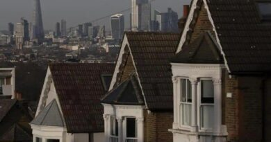 UK's hot housing market highlights Covid's two-speed economy