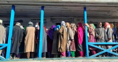 Over 40% turnout recorded till 1 pm in phase 2 of DDC polls in Jammu and Kashmir