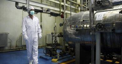 Major European powers rebuke Iran over uranium metal plans