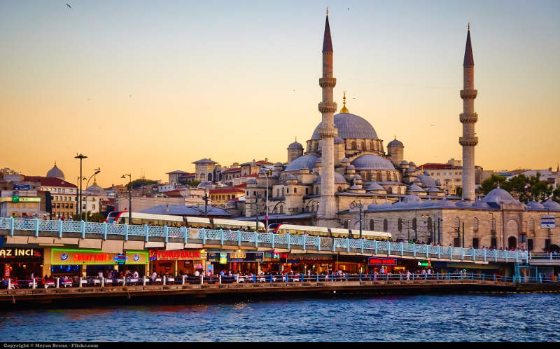 Turkey eyes 25 million foreign visitors in 2021, tourism officials say