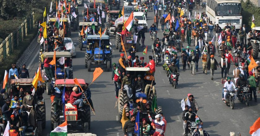 Farm law protests: Petition filed in SC for judicial inquiry into tractor rally violence