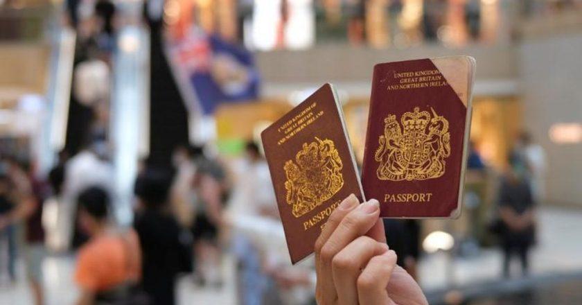 UK says upholding 'freedom and autonomy' with new HK visas