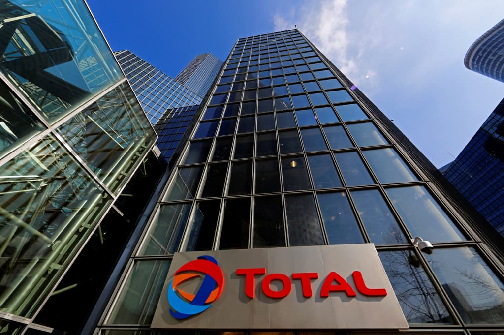 France's Total quits top U.S. oil lobby in climate split