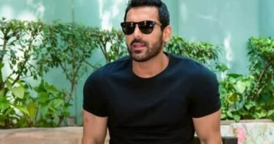 John Abraham shares pic of his muscular arm, fan calls it 'Google maps'