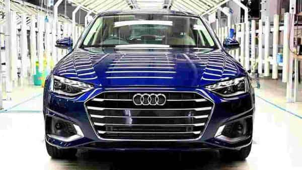 Audi A4 2021 launched in India at ₹42.34 lakh