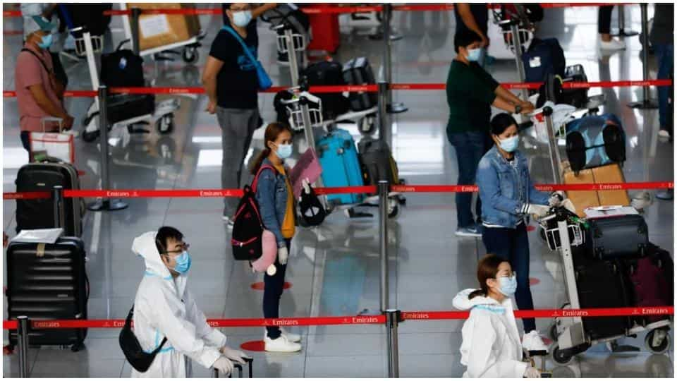 Philippines to ban US travellers from Sunday