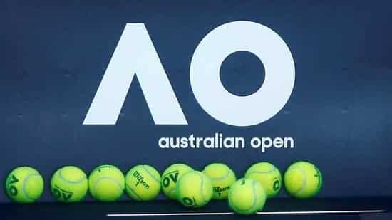 Two Australian Open players test positive for coronavirus