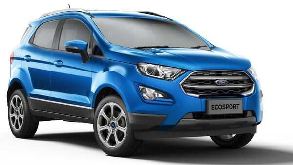 2021 Ford EcoSport now comes with more features in each variant