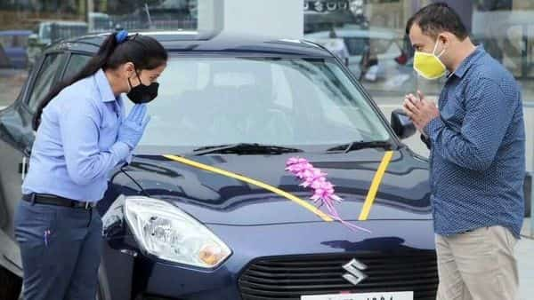 Maruti caps off 2020 with robust sales in December