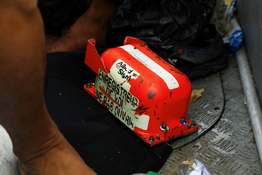 Indonesia probing whether faulty system contributed to Sriwijaya Air crash