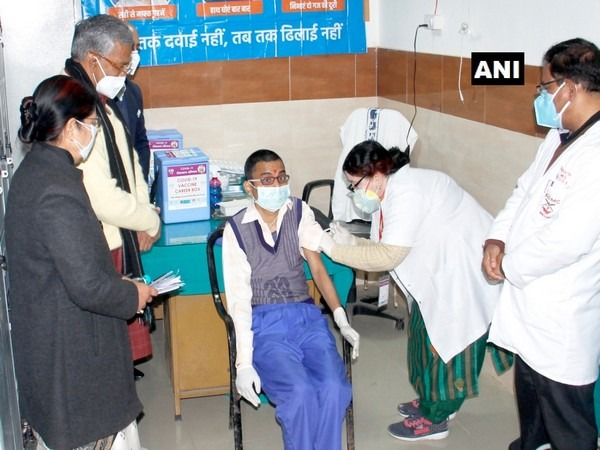 Uttarakhand kick-starts Covid-19 vaccine roll-out across state
