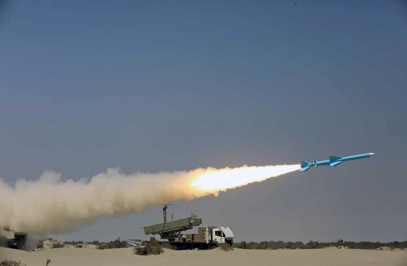 Iran launches missile drill amid rising tensions with US