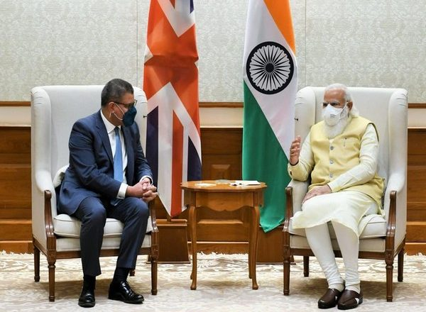 PM Modi meets COP26 President, discusses India-UK cooperation on climate change agenda