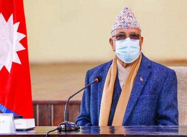 Nepal caretaker PM Oli reaches SC to furnish written reply over cases filed against him