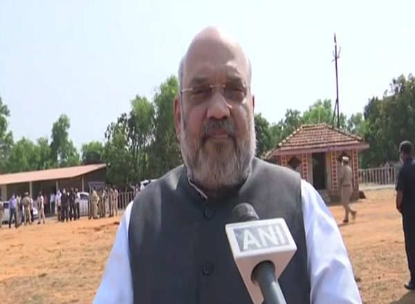 BJP's Poriborton Yatra not about changing CM but to build Sonar Bangla, says Amit Shah