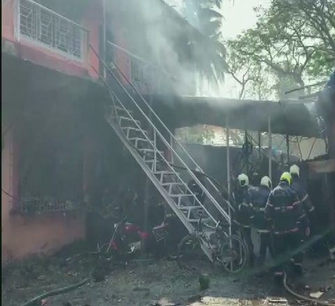 Mumbai: One arrested in connection with Versova cylinder blast
