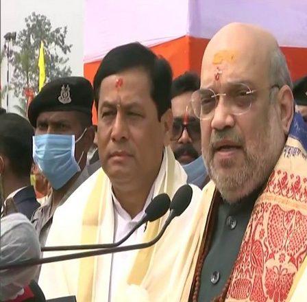 Assam now known for development, education, tourism: Amit Shah