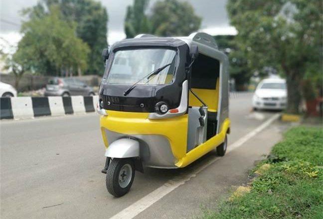 Supreme Court stops e-rickshaw registration
