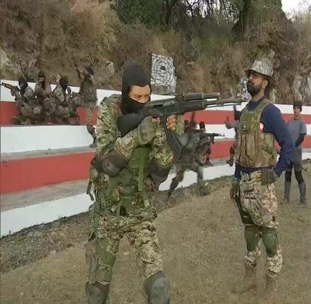 22 Uttarakhand policewomen undergo training to be part of Anti-Terrorism Squad