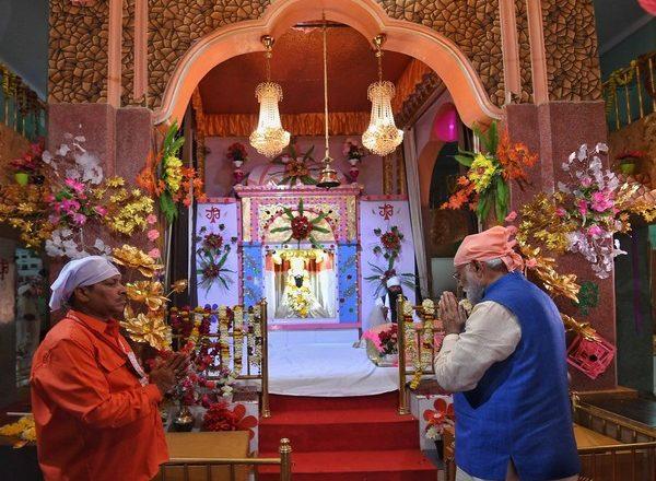 PM Modi pays tribute to Sant Ravidas on birth anniversary