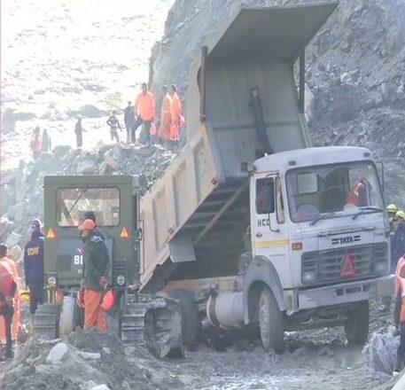 Uttarakhand glacier burst: 71 bodies recovered so far, 133 remain missing
