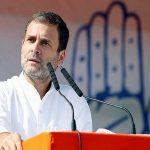 Rahul Gandhi repeats 'Hum do Hamare do' dig against Centre