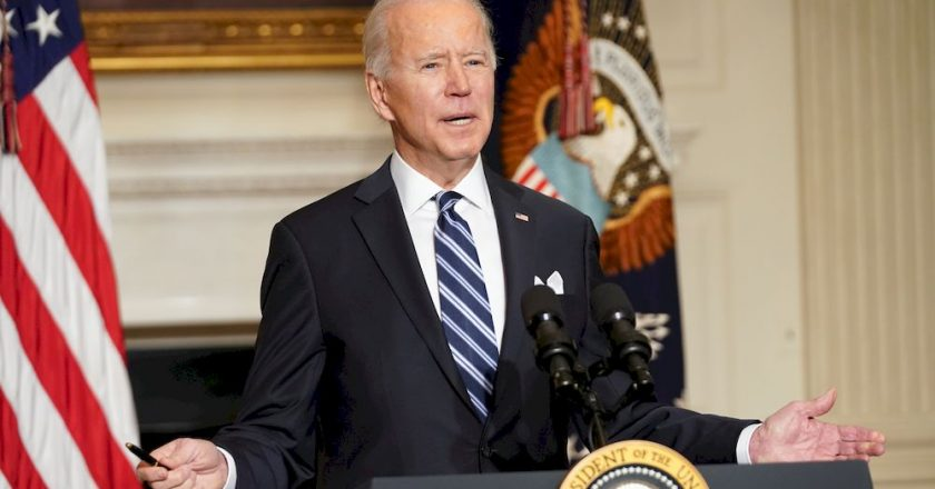 White House: Biden believes US authorisations for military force need updating
