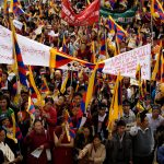 Tibet National Uprising Day: Rally held in Taiwan urging for stronger public advocacy against China