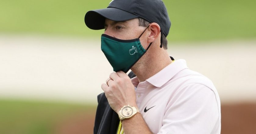 McIlroy has five-birdie run to share PGA lead at Bay Hill