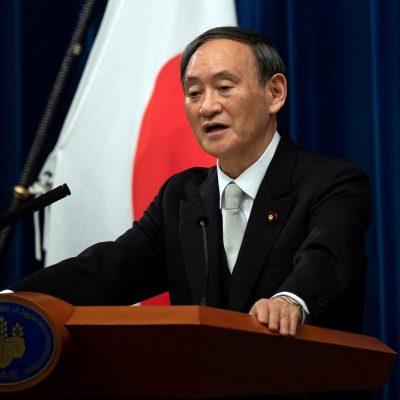 Amid COVID-19 Surge Japanese PM Yoshihide Suga Calls off Visit To India